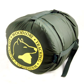 The Ray Mears/Nanok Golden Eagle sleeping bag