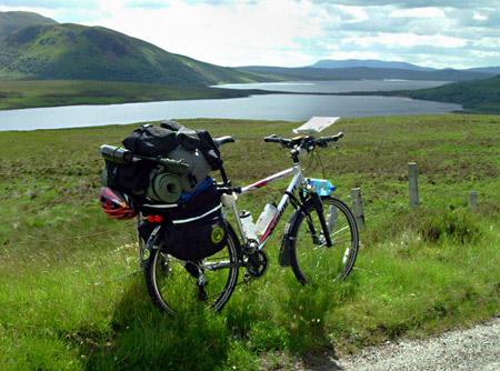 Jason Clark's cycle trip