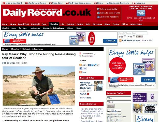 DailyRecord.co.uk