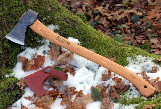 The Gransfors Ray Mears Wilderness Axe