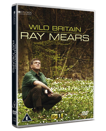Wild Britain with Ray Mears DVD