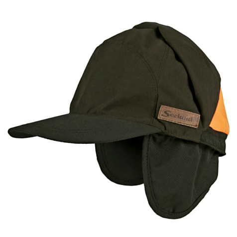 The Seeland Keeper Peaked Hunting Cap