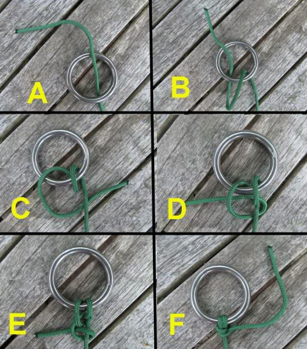 Figure 13 - Buntline Hitch
