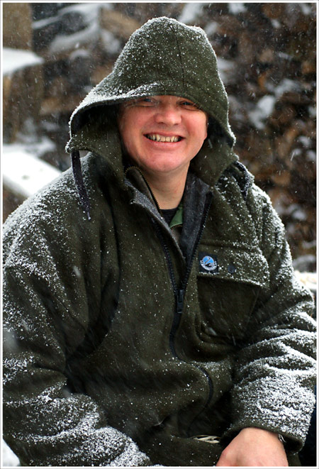 Ray Mears, founder of Woodlore