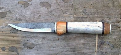 Neil Salisbury's Knife Handle