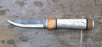 Neil Salisbury's Knife Handle