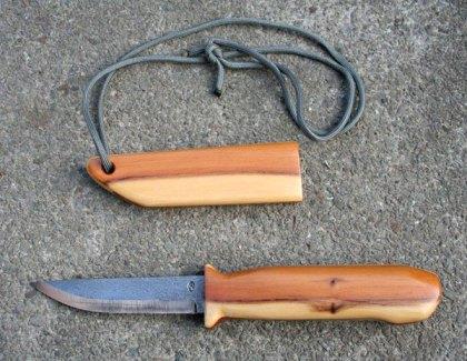Steve Satterthwaite's Julius Pettersson Knife 1