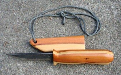 Steve Satterthwaite's Julius Pettersson Knife 2