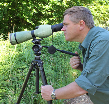BADA-UK's Patron Ray Mears