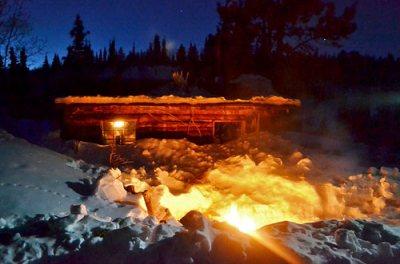 Coal Lake Cabin, Canada