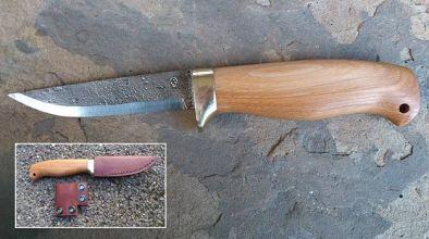 Steve Watts' Julius Pettersson Knife