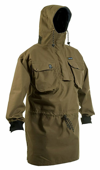 The legendary Swazi Tahr Anorak