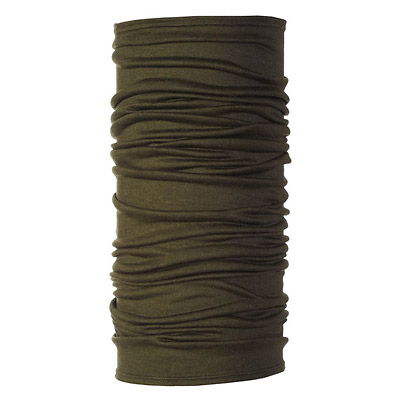 The Merino Wool Buff in Cedar Green