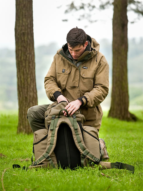The Ray Mears Leaf Cutter Rucksack