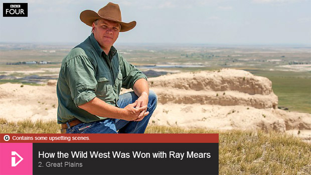How the Wild West was Won, with Ray Mears - Episode 2, Great Plains