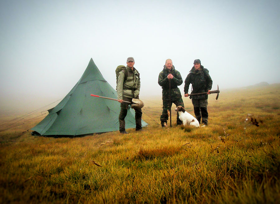 Bergans Lavvo 4 6 Person Tent Review | The Ray Mears