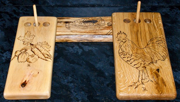 Ross' Handmade Chopping Boards