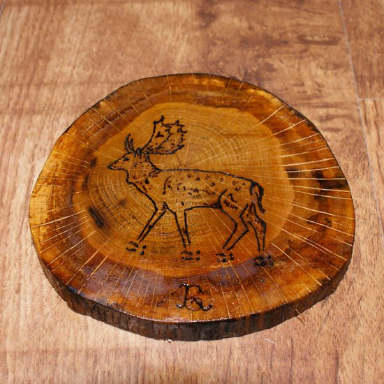 Ross Burt - Deer Coaster 4