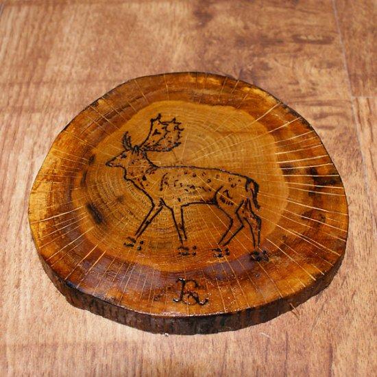 Ross Burt - Deer Coaster 4