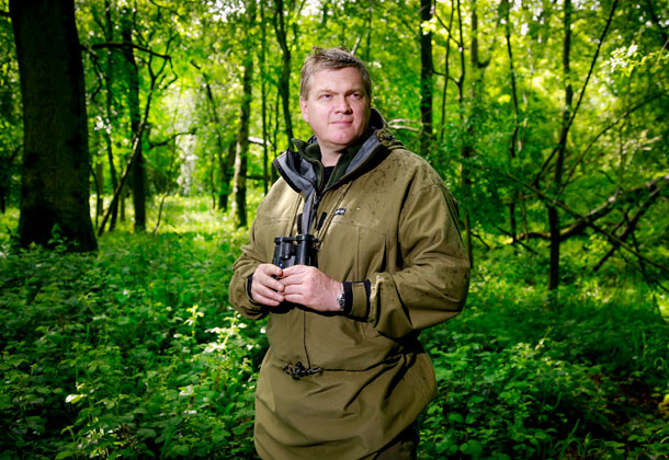 Wilderness Walks with Ray Mears on ITV