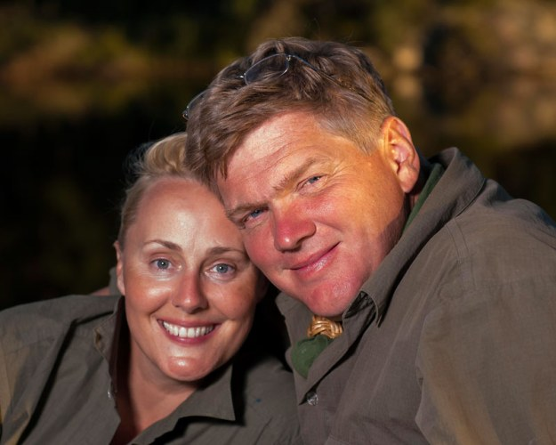 Ray and Ruth Mears