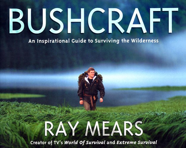 Ray Mears Bushcraft Book