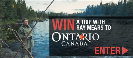 Ray Mears Ontario Competition