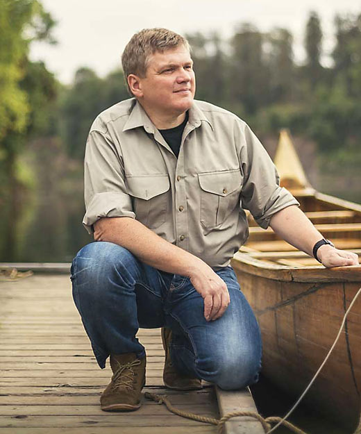 Ray Mears, Keswick Mountain Festival
