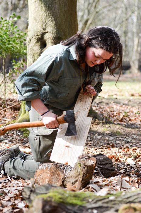 Woodlore Aspirant Instructor Sarah Day