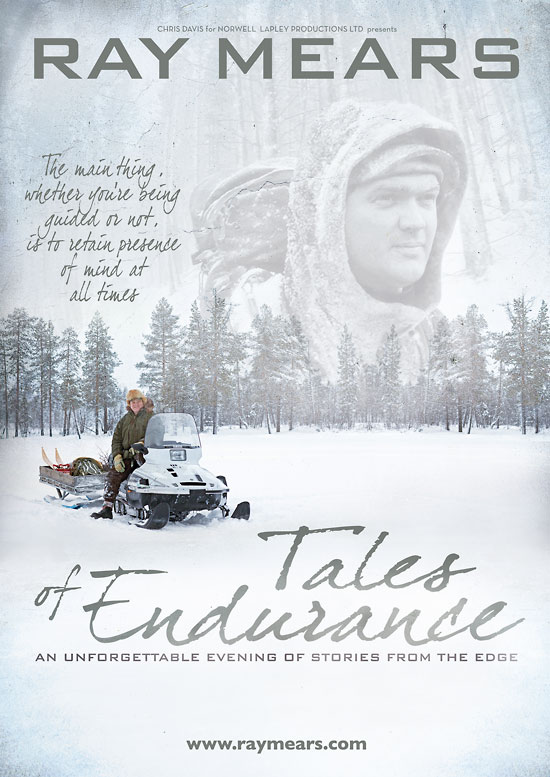 Ray Mears - Tales of Endurance