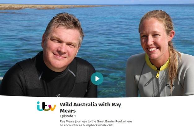 Ray Mears Wild Australia Episode 1