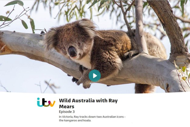 Wild Australia with Ray Mears Episode 3