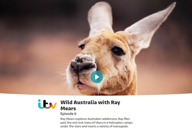 Wild Australia with Ray Mears Episode 6