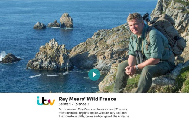 Ray Mears' Wild France Episode 2