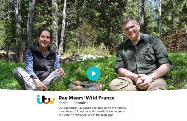 Wild France with Ray Mears - Episode 1