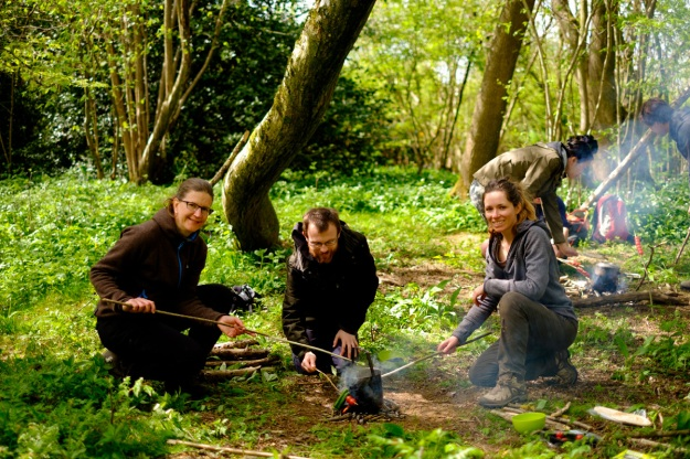 Introduction to Bushcraft course