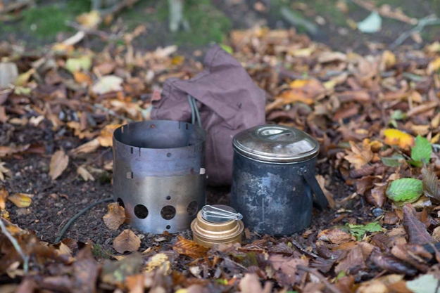 Littlbug Junior Stove and accessories