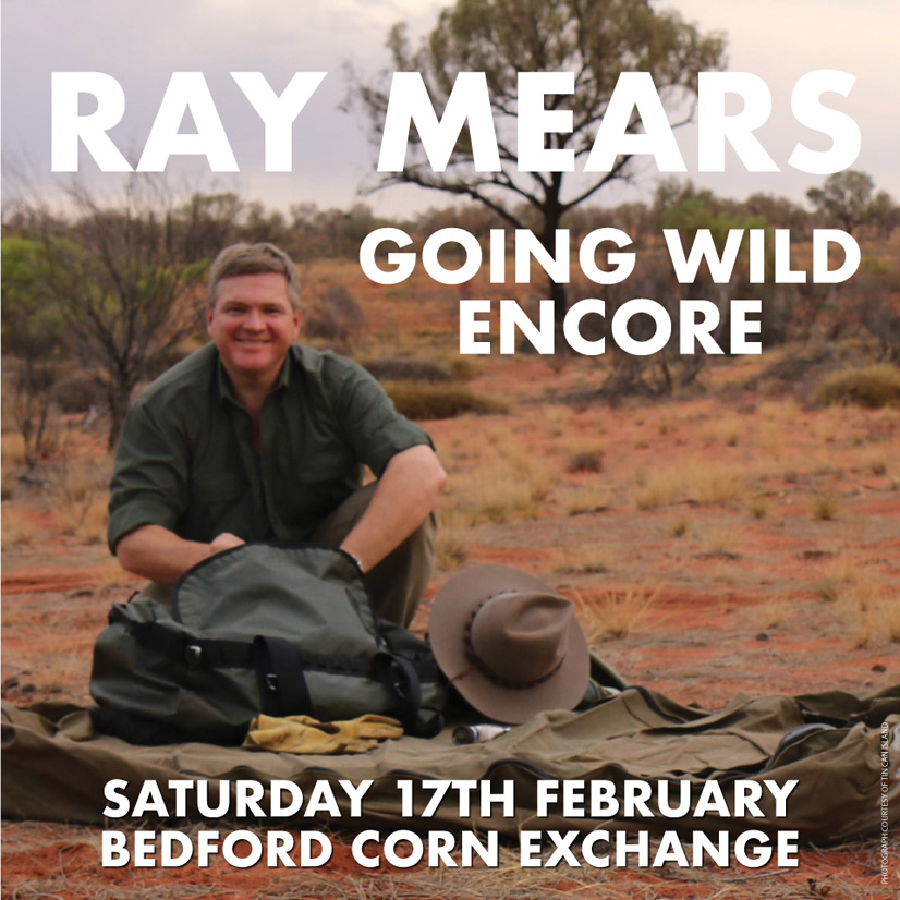 Ray Mears Going Wild Encore
